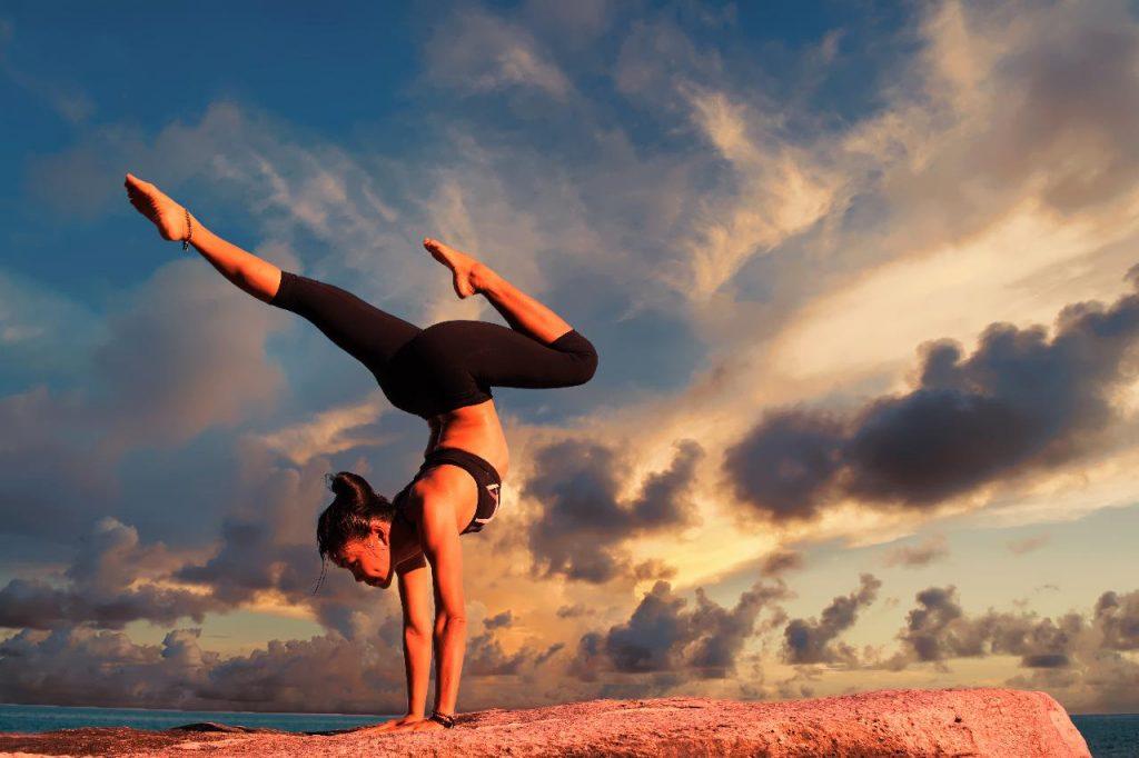 yoga equilibrium